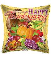 "18"" Thanksgiving Harvest Balloon"