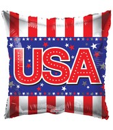 "18"" Usa Balloon"
