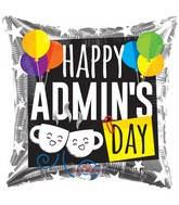 "18"" Admin's Day Balloon"