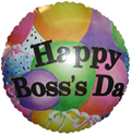 "18"" Happy Boss&#39s Day Balloon"