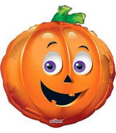 "36"" Happy Pumpkin Balloon"