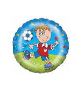 "18"" Soccer/Football Super Star"