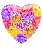 "36"" Mother&#39s Day Many Roses Balloon"