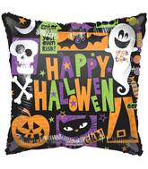 "9"" Airfill Only Halloween Motifs Balloon"