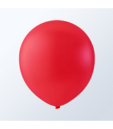 "5"" Latex Balloons Creative Brand (144 Count) Brite Red"