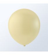 "5"" Latex Balloons Creative Brand (144 Count) Ivory"