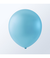 "9"" Creative Brand Sky Blue Latex Balloons (144 Per Bag)"