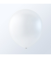 "5"" Latex Balloons Creative Brand (144 Count) White"