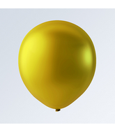 "5"" Latex Balloons Creative Brand (144 Count) Gold"