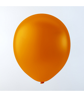 "9"" Creative Brand Pastel Orange Latex Balloons (144 Per Bag"