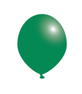 "12"" Party Plus Latex Balloons Summer Green (100 Count)"