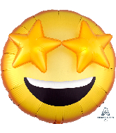 "28"" Multi Balloon Balloon 3D Emoticon Foil Balloon"