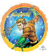 "18"" Aquaman Foil Balloon"