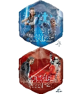 "23"" Star Wars The Last Jedi SuperShape™ XL® Foil Balloon"