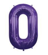 "34"" Northstar Brand Packaged Number 0 - Purple"
