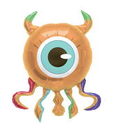 "38"" Foil Balloon Eyeball Monster"