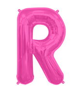 "34"" Northstar Brand Packaged Letter R - Magenta"