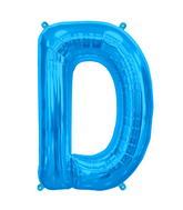 "34"" Northstar Brand Packaged Letter D - Blue"