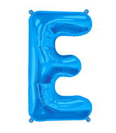 "34"" Northstar Brand Packaged Letter E - Blue"