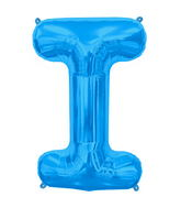 "34"" Northstar Brand Packaged Letter I - Blue"