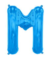 "34"" Northstar Brand Packaged Letter M - Blue"