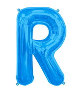 "34"" Northstar Brand Packaged Letter R - Blue"