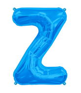 "34"" Northstar Brand Packaged Letter Z - Blue"