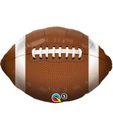 "18"" Football Packaged"