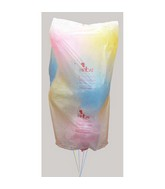 "30"" HI-FLOAT Balloon Transport Bag 10"" x 66"" 100 Bags"