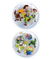 "24"" Toy Story Double Bubble Balloon"