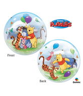 "22"" Winnie the Pooh & Friends Character Bubble Balloons"