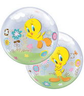 "22"" Tweety – Our Little World Bubble Balloons"