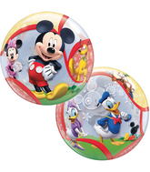 "22"" Mickey & His Friends Bubble Balloons"