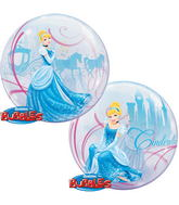 "22"" Cinderella�s Royal Debut Bubble Balloons"