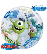 "22"" Monsters University Character Bubble Balloons"