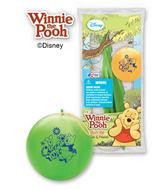 "14"" Pooh & Friends 1 ct. Punch Ball"
