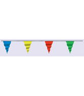"6"" 100&#39 Pennant Assor. Colors (5.5&#39 to 8&#39 cloudbuster only)"