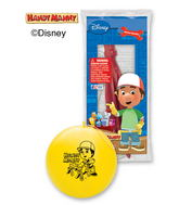 "14"" Handy Manny 1 ct. Punch Ball"