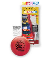 "14"" NASCAR 1 ct. Punch Ball"