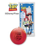 "14"" Toy Story 1 ct. Punch Ball"