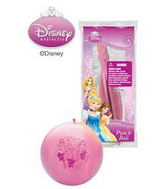 "14"" Disney Princess 1 ct. Punch Ball"
