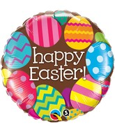 "18"" Happy Easter Eggs and Chocolate"