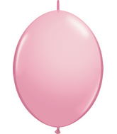 "12"" Qualatex Latex Quicklink Pink 50 Count"