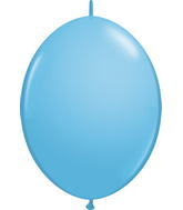 "12"" Qualatex Latex Quicklink Pale Blue 50 Count"