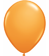 "11"" Qualatex Latex Balloons 25 Per Bag Orange"