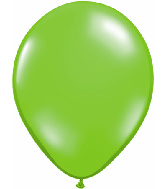 "5""  Qualatex Latex Balloons  JEWEL LIME     100CT"