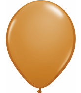 "16""  Qualatex Latex Balloons  MOCHA BROWN     50CT"
