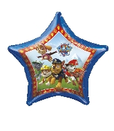 "34"" Paw Patrol Giant Shaped Foil Balloon"