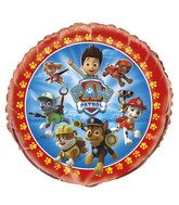 "18"" Packaged Paw Patrol Foil Balloon"