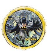 "18"" Batman Foil Balloon Packaged"